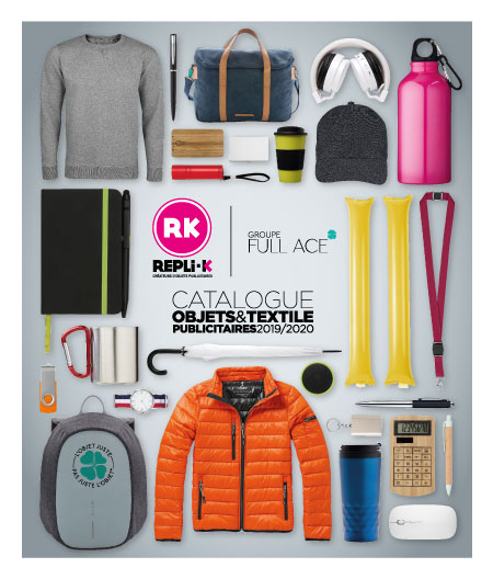 Catalogue Repli-k 2019